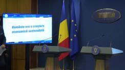 Declarații de presă susținute de Ministrul Finanțelor publice al României, Eugen Teodorovici