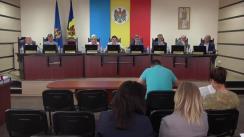 Ședința Comisiei Electorale Centrale din 21 mai 2019