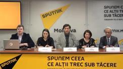"""Conferința de presă cu tema """"Descoperă Moldova: Prezentarea muzeelor din Chișinău"""""""