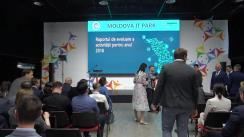 """Prezentarea publică a Raportului de evaluare a """"Moldova IT park"""" pentru primul an de activitate"""