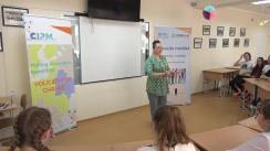 Lecție demonstrativă de educație juridică susținută de judecătorul Cristi Danileț
