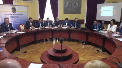Ședința săptămânală a serviciilor primăriei Chișinău din 20 mai 2019
