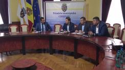 Declarații după ședința săptămânală a serviciilor primăriei Chișinău din 20 mai 2019
