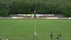 Meciul de Rugby între Timișoara Saracens - CSM București. Finala mică SuperLiga CEC BANK 2018-2019