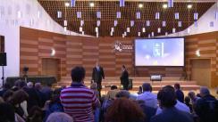 """Evenimentul de lansare a volumului """"EU.RO – Un dialog deschis despre Europa"""" la Craiova"""