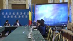 Ceremonia de înmânare a unor acorduri de finanțare în baza Programului guvernamental START-UP NATION