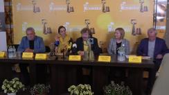 Conferință de presă dedicată deschiderii Festivalului Internațional de Film Documentar CRONOGRAF 2019