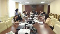 """Masa rotundă organizată de Deputații Blocului """"ACUM Platforma DA și PAS"""" cu genericul """"Provocări în implementarea Legii apelor"""""""