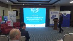 Evenimentul de lansare a analizei de gen pentru alegerile parlamentare 2019