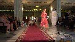 Prezentare de modă cu participarea copiilor cu sindromul Down și a modelelor cu experiență