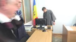 Ședința de judecată în dosarul omului de afaceri, Andrei Tranga