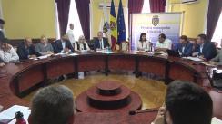 Ședința săptămânală a serviciilor primăriei Chișinău din 27 mai 2019