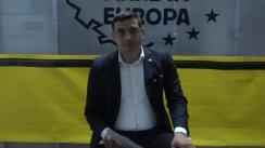 George Simion anunță rezultatele campaniei sale ca independent: România Mare în Europa