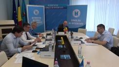Ședința Consiliului de Integritate al Autorității Naționale de Integritate din 27 mai 2019