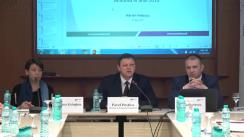 """Prezentarea rapoartelor Asociației Promo-LEX privind """"Monitorizarea modului de realizare a controlului parlamentar în anul 2018"""" și """"Monitorizarea modului de ocupare/încetare a funcțiilor publice în anul 2018"""""""