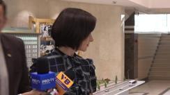 """Declarațiile lui Andrei Năstase șI Maia Sandu după consultările publice organizate de deputații Blocului """"ACUM Platforma DA și PAS"""" pe marginea proiectului de modificare a Legii cu privire la Procuratură"""