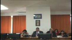Ședința comisiei pentru buget, finanțe și bănci a Camerei Deputaților României din 28 mai 2019