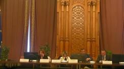 Ședința comisiei juridice, de disciplină și imunități a Camerei Deputaților României din 28 mai 2019