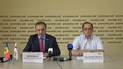 Conferință de presă organizată de Asociația Promo-LEX privind Cazul de reținere a persoanelor la postul de pacificare de pe Nistru care a ajuns în atenția CtEDO