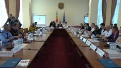 """Dialogul național de politici cu genericul """"Liderii pentru siguranța rutieră"""""""
