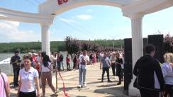 Ziua copiilor la Orhei. Deschiderea celui mai mare parc de distracții  din țară, OrheiLand