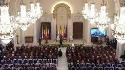 Întâlnirea Sanctității Sale Papa Francisc cu autoritățile statului, societatea civilă și corpul diplomatic