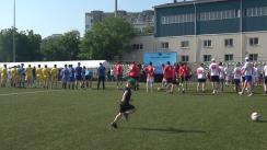 """""""EU-EaP Football Tournament"""" - eveniment dedicat Zilei Europei"""