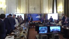 Comandament pe inundații, condus de ministrul afacerilor interne, Carmen Dan