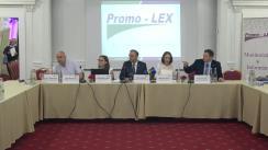 """Prezentarea de către Asociația Promo-LEX a rapoartelor privind """"Finanțarea partidelor politice în Republica Moldova. Retrospectiva anului 2018"""" și """"Implementarea Planurilor Strategice ale CEC și CICDE. Retrospectiva anului 2018"""""""