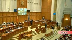 Ședința în plen a Camerei Deputaților României din 3 iunie 2019