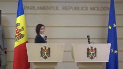 Discuții între Blocul ACUM și PSRM privind deblocarea situației politice din țară