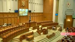 Ședința în plen a Camerei Deputaților României din 5 iunie 2019