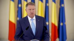 Declarație de presă susținută de Președintele României, Klaus Iohannis, după consultările cu partidele și formațiunile politice parlamentare