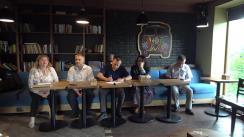 """Ședința Clubului Jurnaliștilor de Investigație cu tema """"Dosare împotriva avocaților. Care este rolul procurorilor?"""""""