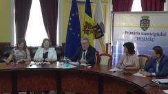 Ședința săptămânală a serviciilor primăriei Chișinău din 10 iunie 2019