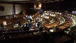 Ședința Parlamentului Republicii Moldova din 8 iunie 2019