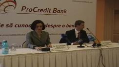 ProCredit Bank și Dorin Drăguțanu - Ce trebuie sa cunoașteți despre o bancă