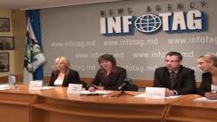 """Centrul pentru Jurnalism Independent - Lansarea proiectului """"Fortificarea capacității mass-media din Moldova de a reflecta subiectele de interes public"""""""