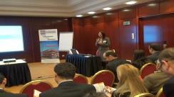 """Seminarul interactiv """"Parteneriatul Public Privat - Expertiza canadiană – potențialul de dezvoltare în România"""". Prima sesiune"""