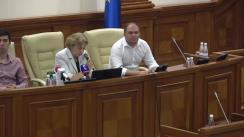 Ședința Parlamentului Republicii Moldova din 9 iunie 2019