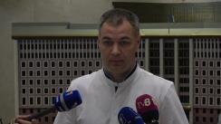 Declarație de presă susținută de deputatul Blocului ACUM, Octavian Țîcu