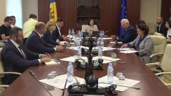 Ședința Guvernului condus de Prim-ministrul Maia Sandu, din 10 iunie 2019