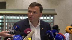 Declarație de presă susținută de Ministrul Afacerilor Interne, Andrei Năstase, după ședința Guvernului condus de Prim-ministrul Maia Sandu, din 10 iunie 2019