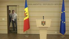 Declarațiile lui Andrei Năstase și Gheorghe Bălan