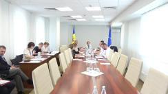 Ședința Biroului permanent al Parlamentului din 11 iunie 2019