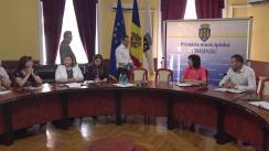 Ședința săptămânală a serviciilor primăriei Chișinău din 17 iunie 2019