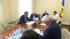 Ședința Comisiei securitate națională, apărare și ordine publică din 14 iunie 2019