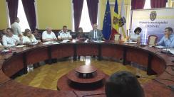 Ședința săptămânală a serviciilor primăriei Chișinău din 24 iunie 2019