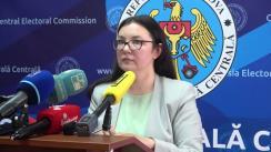 Declarațiile Alinei Russu după ședința Comisiei Electorale Centrale din 21 iunie 2019
