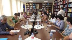 Discuții publice organizate de Comisia cultură, educație, cercetare, tineret, sport și mass-media cu reprezentanții mass-media